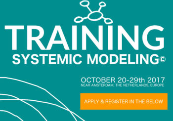 apply and register for the systemic modeling © training 20-29 october 2017